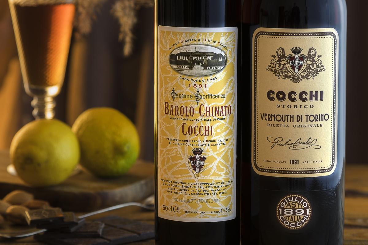 Vermouth Cocchi