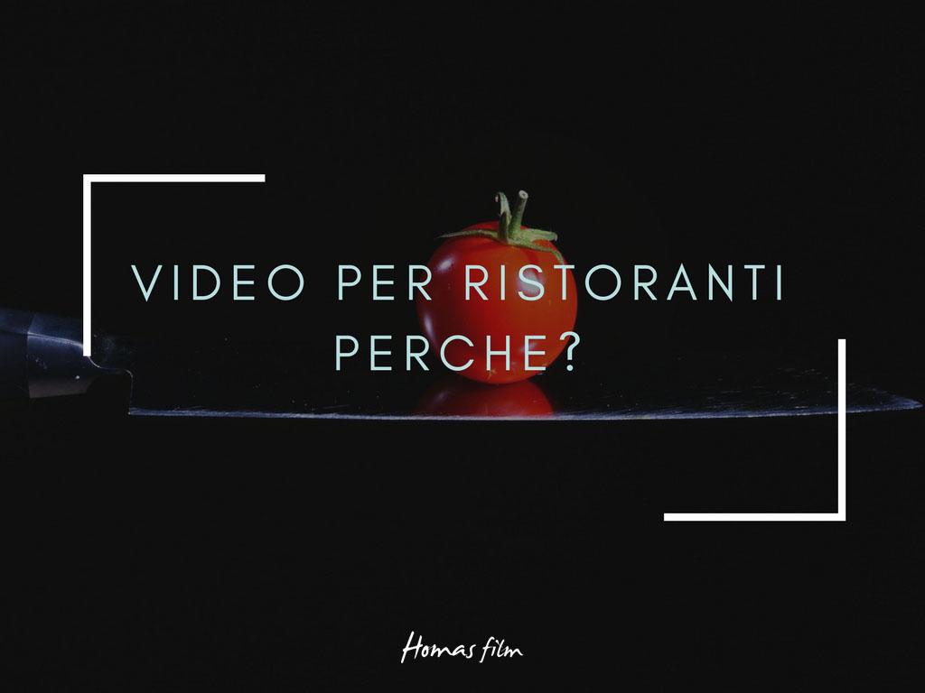 Videomaker Video per ristoranti Fano Pesaro Senigallia
