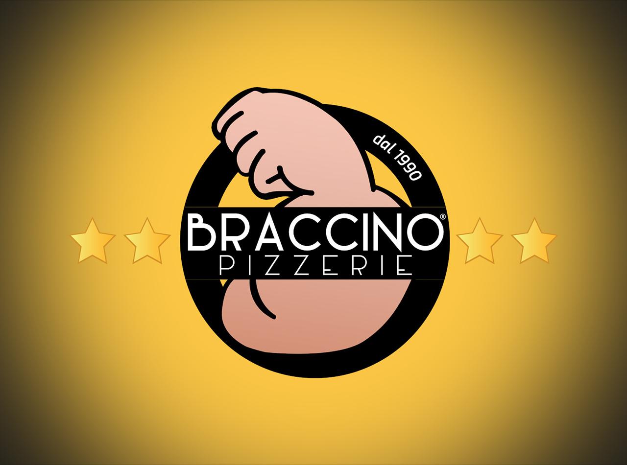 Spot presentazione Pizzerie Braccino