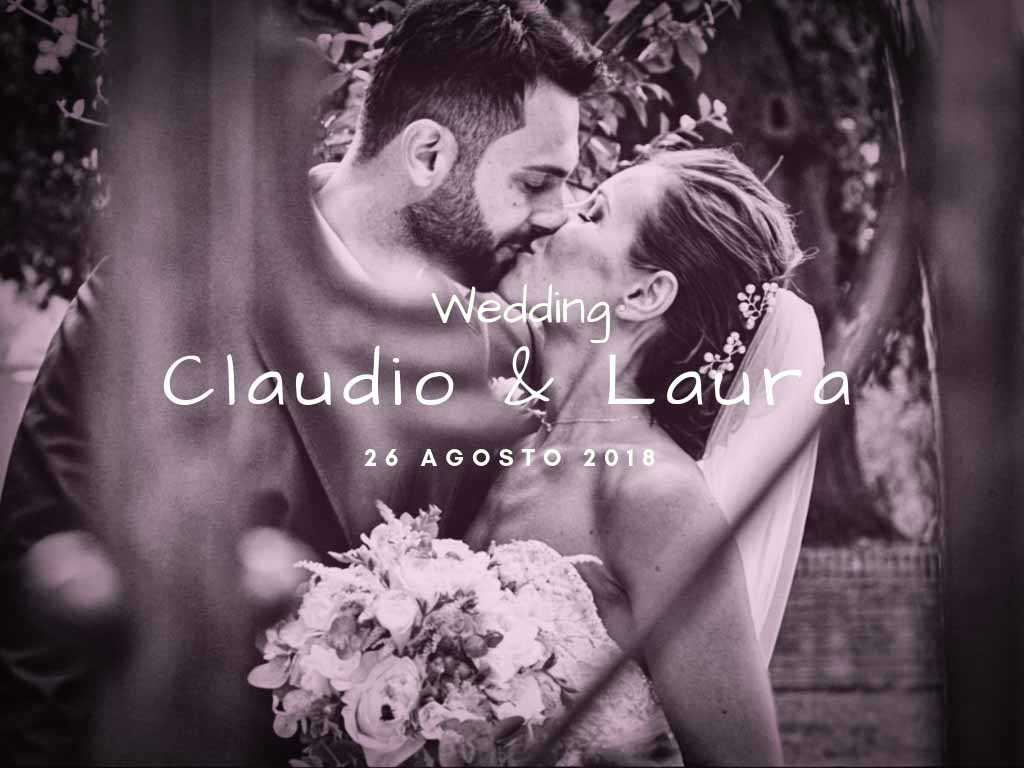 Trailer video matrimonio Claudio e Laura