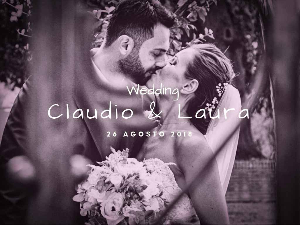 Trailer video matrimonio Claudio e Laura